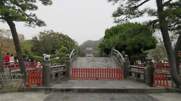 Photos: 15.04.03.鶴岡八幡宮(鎌倉市)太鼓橋