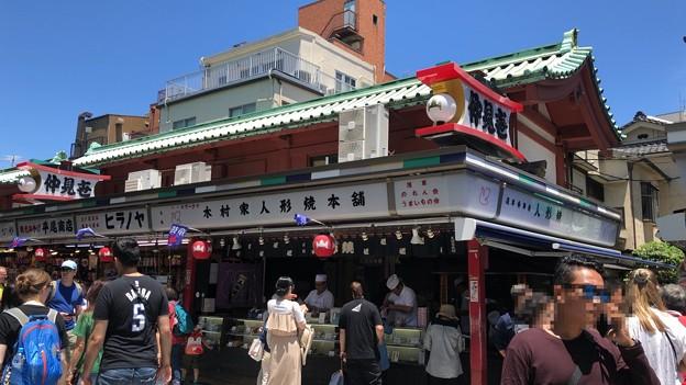 元祖人形焼木村屋 本店(台東区)