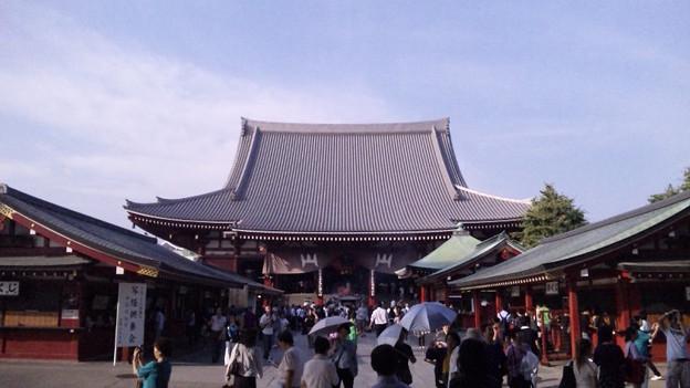 10.09.21.浅草寺(台東区)観音堂