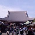 Photos: 10.09.21.浅草寺(台東区)観音堂