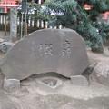 Photos: 11.03.14.浅草神社(台東区)扇塚