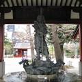 11.03.14.浅草寺(台東区)手水舎