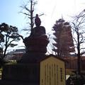 Photos: 12.02.21.浅草寺(台東区)聖観音菩薩像