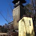 Photos: 12.02.21.浅草寺(台東区)宝篋印塔