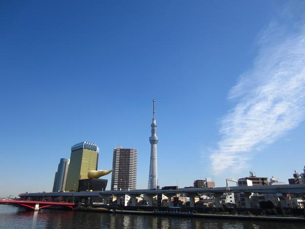 Photos: 12.02.21.浅草の空(東京都)