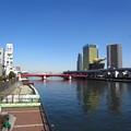12.02.21.浅草の空(東京都)隅田川