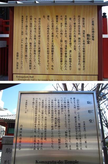 12.02.21.浅草寺 駒形堂(台東区)