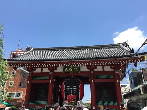 Photos: 15.05.31.浅草寺 風雷神門(台東区)
