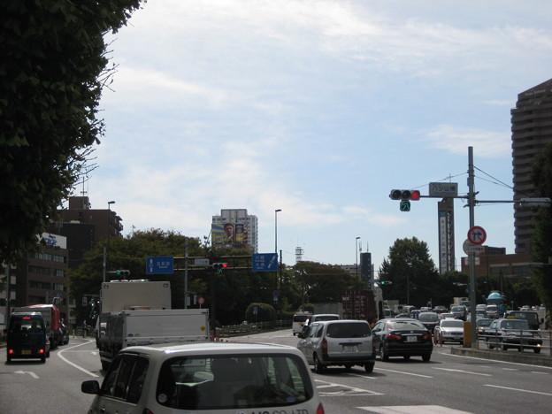 10.11.02.八ツ山橋交差点/旧東海道(港区港南2丁目)道筋