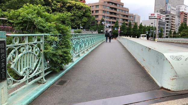 八ツ山橋/旧東海道(品川区北品川1丁目)