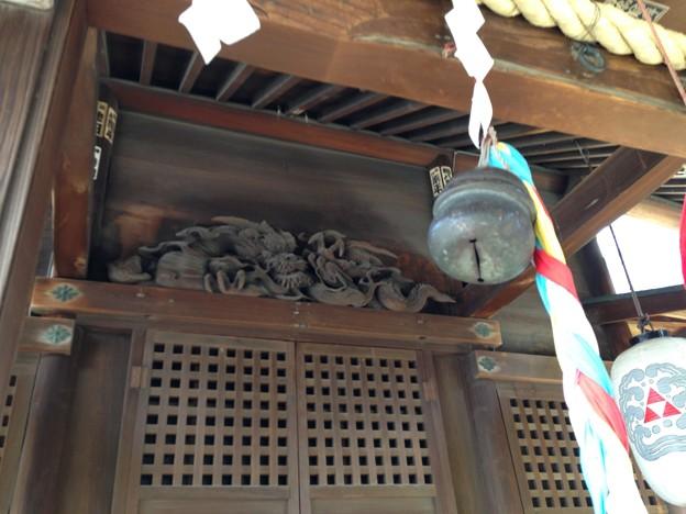13.07.10.利田神社(品川区東品川)