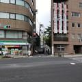 Photos: 北品川交差点西 御殿山通り(品川区北品川)