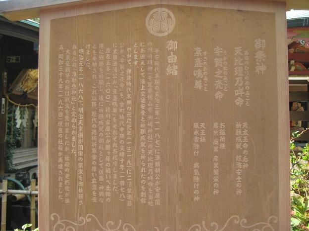 10.11.02.品川神社(品川区北品川)