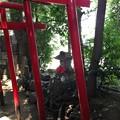 13.07.10.品川神社(品川区北品川)亜那稲荷神社