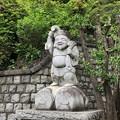 Photos: 品川神社(品川区北品川)大黒天像