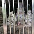 Photos: 品川神社(品川区北品川)富士塚