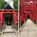 品川神社(品川区北品川)亜那稲荷神社