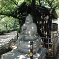 Photos: 13.07.10.荏原神社(品川区北品川2丁目)恵比寿像