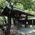 Photos: 13.07.10.荏原神社(品川区北品川2丁目)手水舎