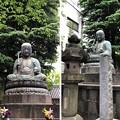 Photos: 品川寺(南品川)江戸六地蔵