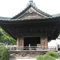 Photos: 10.11.02.海雲寺(南品川)鐘楼