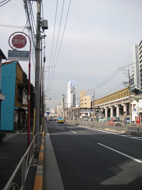 Photos: 10.11.02.海晏寺(南品川)旧境内