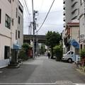Photos: 旧東海道 海晏寺表門跡(南品川)旧参道