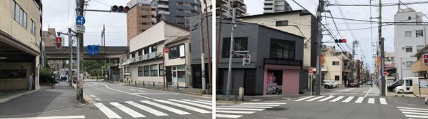 Photos: 旧東海道 海晏寺門前町(南品川3丁目)