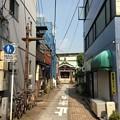 Photos: 13.07.10.旧東海道 鮫洲八幡神社参道(品川区東大井)