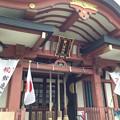 14.01.15.鮫洲八幡神社(品川区東大井)