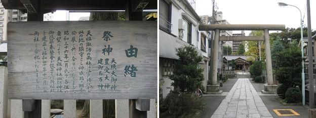 10.11.02.天祖・諏訪神社(南大井1丁目)