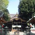 Photos: 12.04.18.妙厳寺 豊川稲荷東京別院(港区元赤坂)本殿