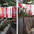 Photos: 12.04.18.妙厳寺 豊川稲荷東京別院(港区元赤坂)霊狐塚