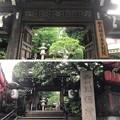 Photos: 妙厳寺 豊川稲荷東京別院(港区元赤坂1丁目)惣門
