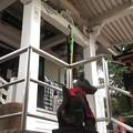 Photos: 妙厳寺 豊川稲荷東京別院(港区元赤坂1丁目)奥の宮