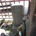 Photos: 鬼子母神前駅前(豊島区)馬頭観音碑