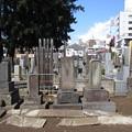 12.04.04.法明寺(豊島区南池袋)小幡景憲墓