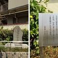 Photos: 13.04.15.元池袋史跡公園(西池袋)「池袋地名ゆかりの池」碑