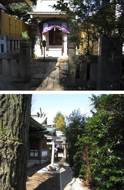 大鳥神社 (豊島区雑司が谷)稲荷社
