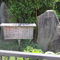 Photos: 真性寺(豊島区巣鴨)芭蕉句碑