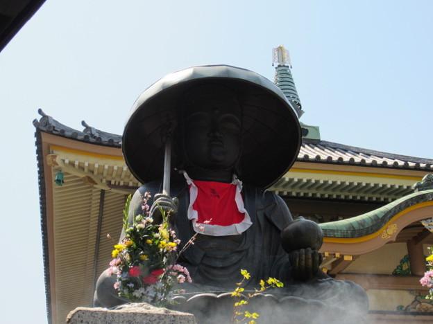 真性寺(豊島区巣鴨)江戸六地蔵