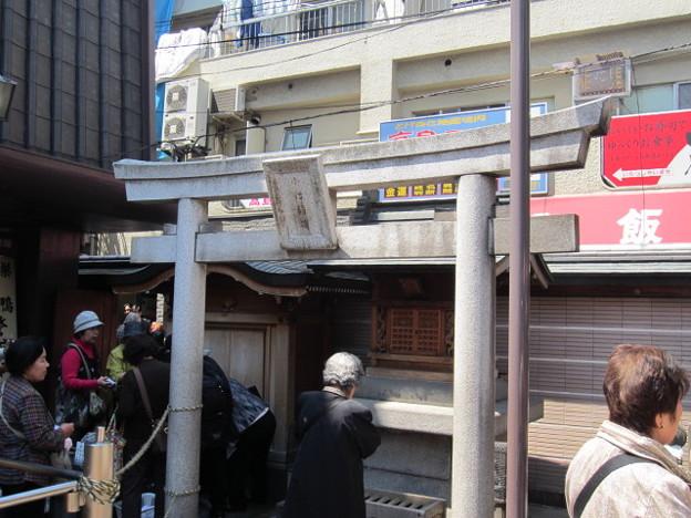 高岩寺(とげぬき地蔵)稲荷社