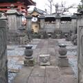 本妙寺(巣鴨)久世大和守墓所