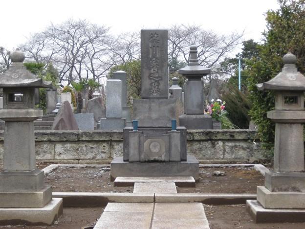 Photos: 11.03.01.染井霊園(豊島区駒込)水戸徳川家墓所