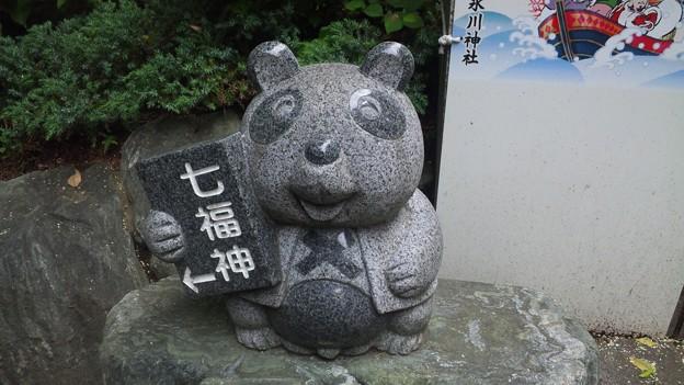 12.05.16.沼袋氷川神社(中野区)七福神