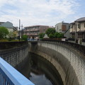 Photos: 江古田公園(中野区松が丘)江古田橋より南
