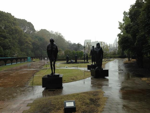 13.04.02.哲学堂公園(中野区)哲学の庭