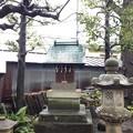 北野神社(新井天神。中野区新井)