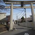 Photos: 12.04.10.七社神社(東京都北区)一の鳥居
