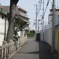 七社神社(東京都北区)境外北西